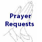 Prayer Requests
