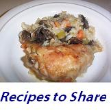Recipes to share